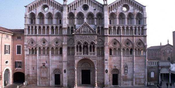 Cattedrale San Giorgio - Ferrara