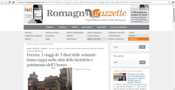 Romagna_Gazzette