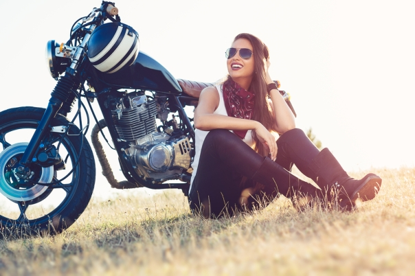 Female biker2