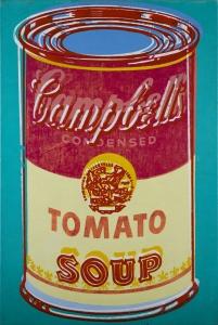 WARHOL_BOLOGNA_Campbell's Soup