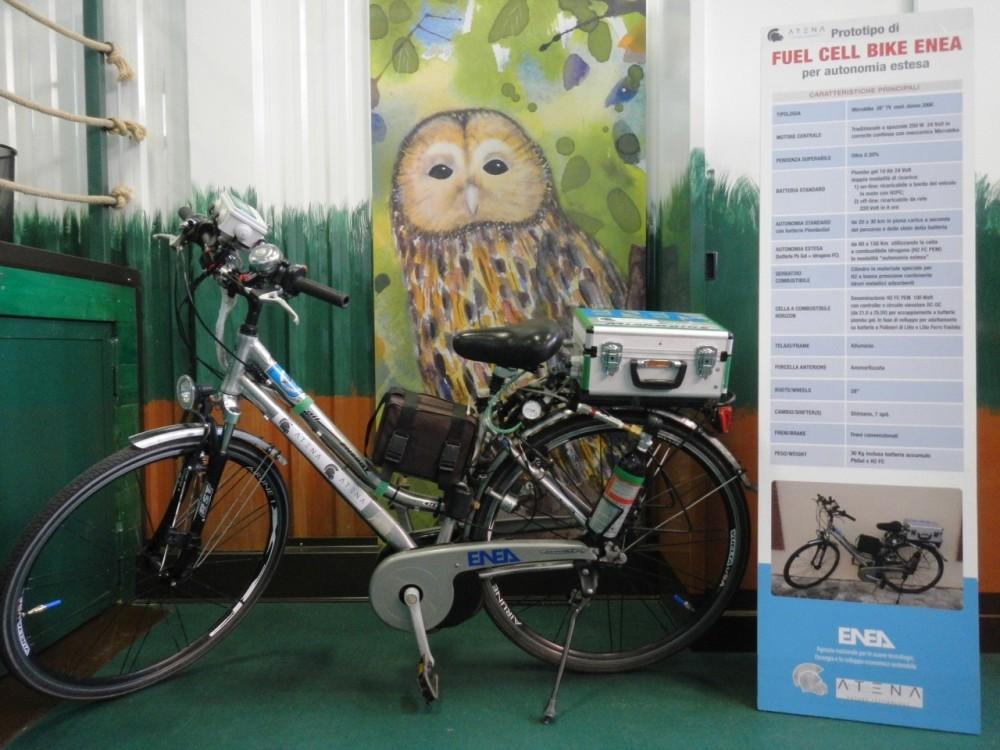 e-bike ENEA a Formula E