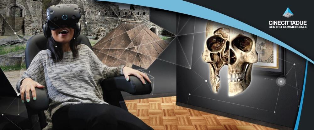 Leonardo da Vinci VR