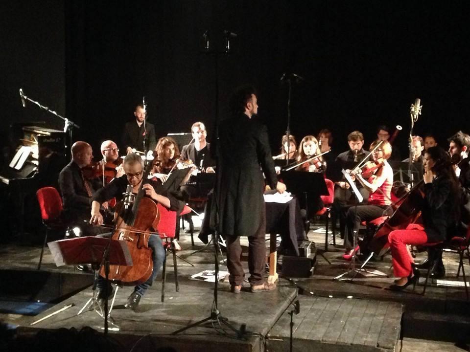 Orchestra Notturna e Clandestina + Sollima 2