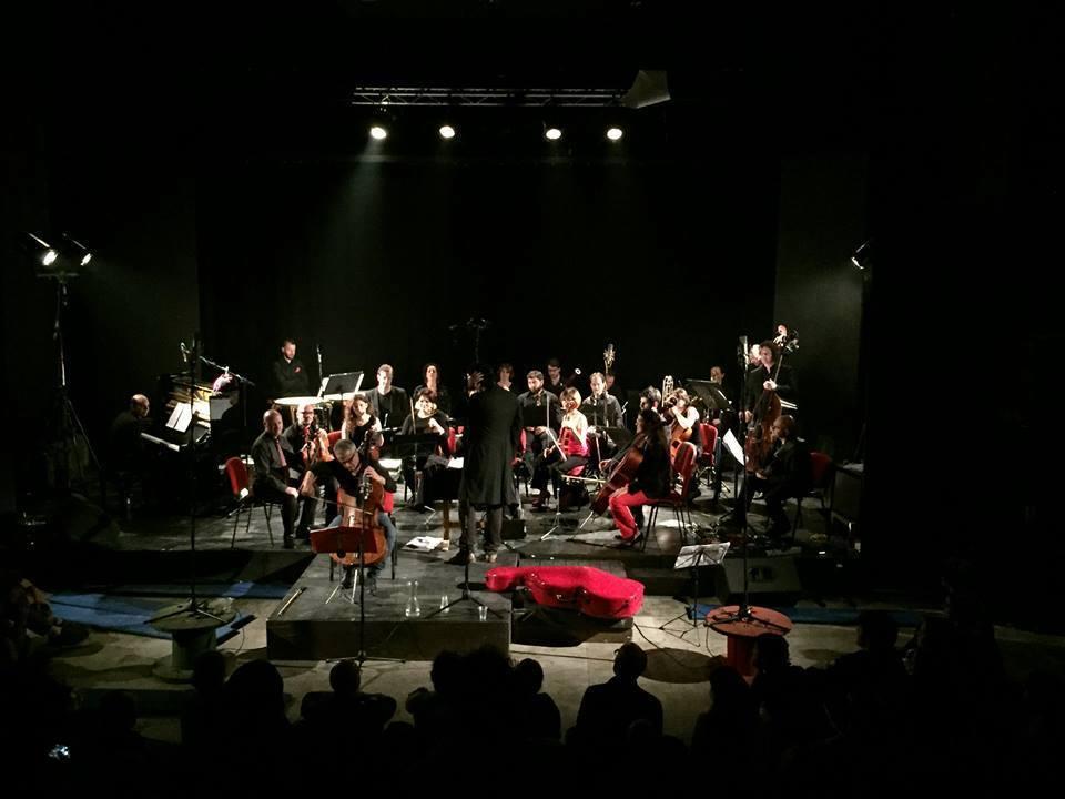 Orchestra Notturna e Clandestina + Sollima
