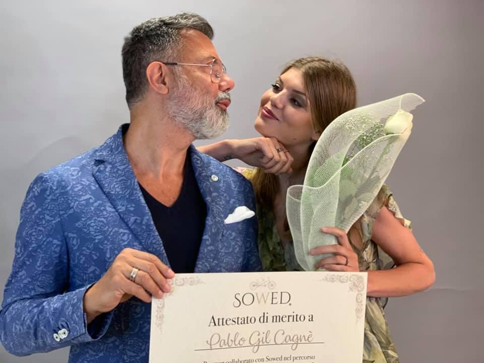 Pablo e Veronica Bello