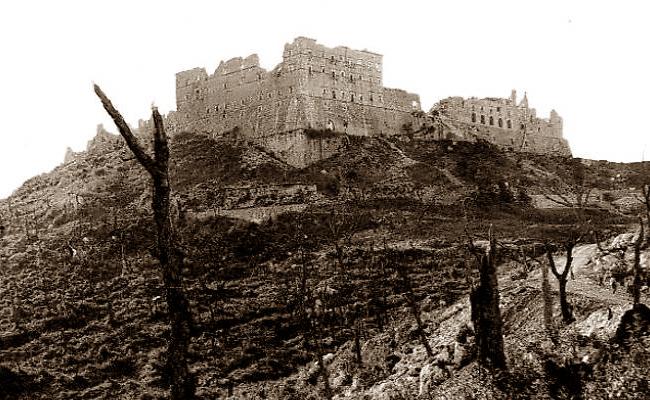 1944 -Montecassino Distrutta