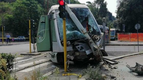 incidente tram