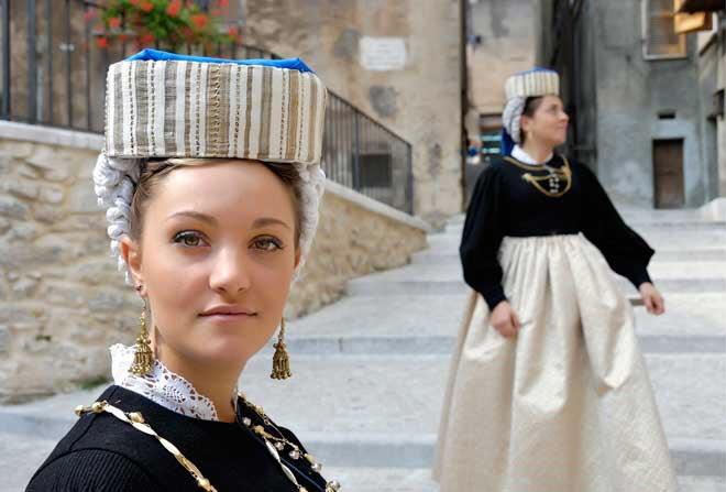 Cappello tipico Scanno