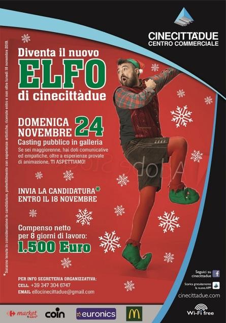 Casting Elfo