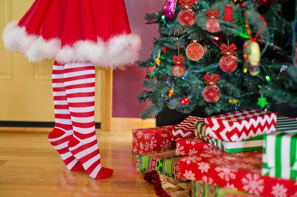 Elfo albero di Natale