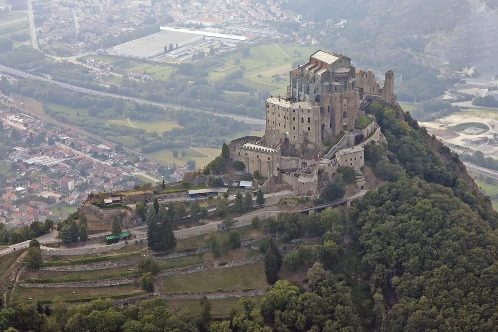 Rivalta di Torino Sacra di San Michele