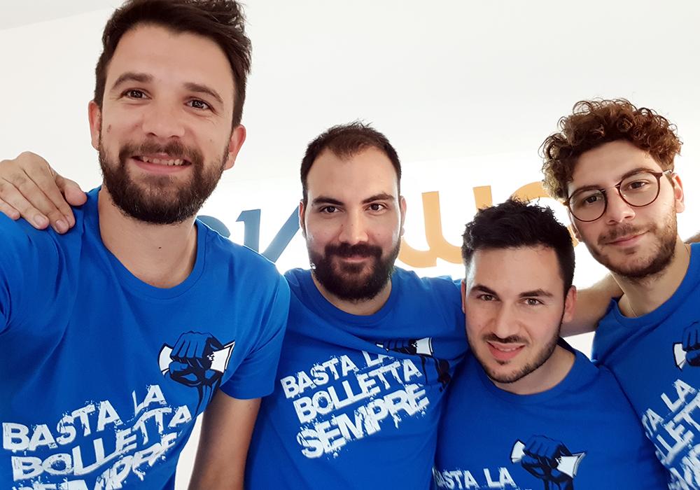 Revoluce - team